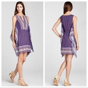 BCBGMaxAzria 'Alexi' Caftan Mini Dress M